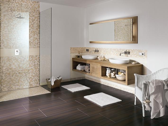 Badezimmer 1 20 Gefliest
